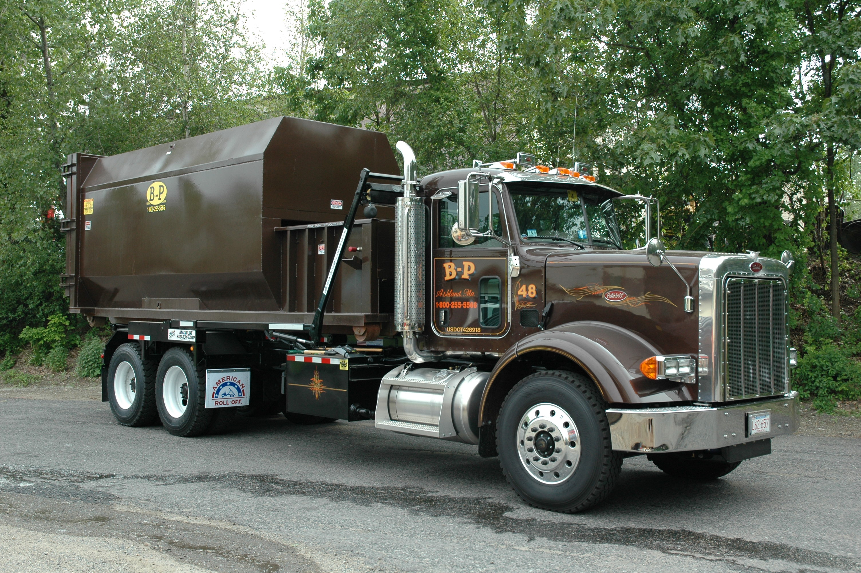 for your business b p trucking inc